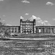 The West Virginia State Penitentiary Front Art Print