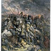 Third Crusade, 1191 Art Print