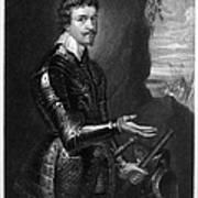 Thomas Wentworth Art Print