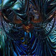 Tremendous Overflow Fx  Art Print
