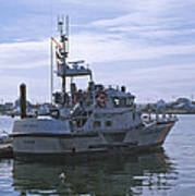Uscg 47' Lifeboat - 1 Art Print
