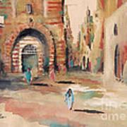 Vieille Rue Du Caire 3 Art Print
