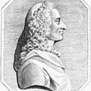 Voltaire (1694-1779) Art Print