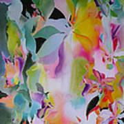 We Are The Lotus Art Print