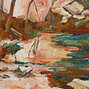 West Fork Art Print