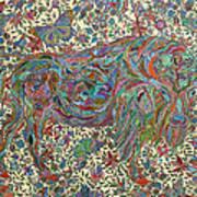 Where The Butterflies Roam  Art Print
