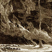 Whirlwinds, 1873 Art Print