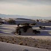 White Sands 1 Art Print