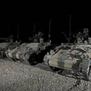 Wiesel 1 Atm Tow Anti-tank Vehicles Art Print