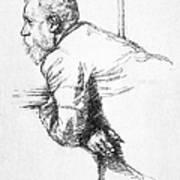 William Ernest Henley Art Print