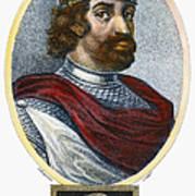 William II (1056-1100) Art Print