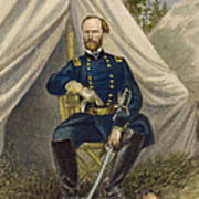 William Tecumseh Sherman Art Print