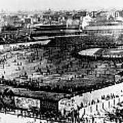 World Series, 1903 Art Print