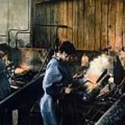 World War I: Women Workers Art Print