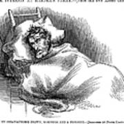 Wounded John Brown, 1859 Art Print
