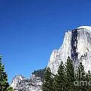 Yosemite Half Dome Art Print