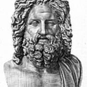 Zeus Art Print by Granger