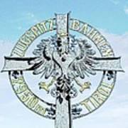 Zugspitz Bahnen Garmisch  Art Print