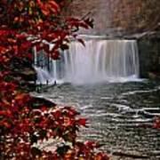 Cumberland Falls Ky Art Print