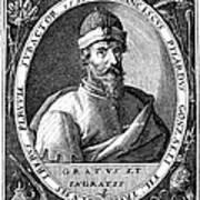 Francisco Pizarro Art Print