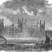 Great Britain: Parliament Art Print