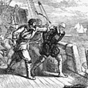 Henry Hudson (d. 1611) Art Print