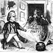Andrew Johnson (1808-1875) Art Print