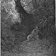 Milton: Paradise Lost Art Print
