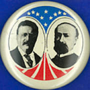 Presidential Campaign: 1904 Art Print