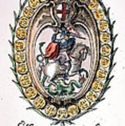 William The Conqueror Art Print