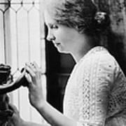Helen Adams Keller Art Print