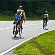 Bicycle Ride Across Georgia Art Print