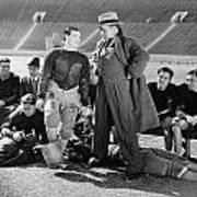 Silent Film Still: Sports Print by Granger