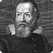Galileo Galilei (1564-1642) Art Print