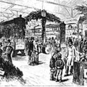 Centennial Fair, 1876 Art Print