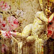 Winsome Woman Art Print