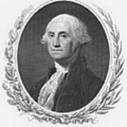 George Washington Art Print