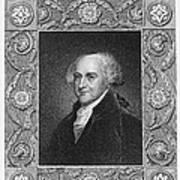 John Adams (1735-1826) Art Print