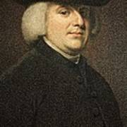 1789 William Paley Portrait Naturalist Art Print by Paul D Stewart