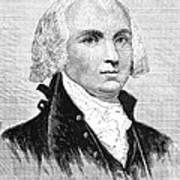 James Madison (1751-1836) Art Print