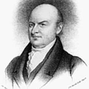 John Quincy Adams Art Print