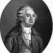 Louis Xvi (1754-1793) Art Print