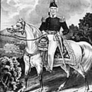 Zachary Taylor (1784-1850) Art Print