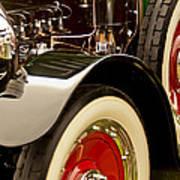1919 Mcfarlan Type 125 Touring Engine Art Print