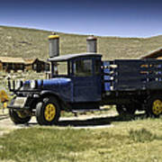 1927 Dodge Graham Bodie Ca Art Print