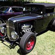 1931 Ford Victoria . 5d16454 Art Print