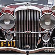 1933 Duesenberg Model J - D008167 Art Print