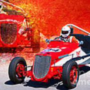 1934 Ford Indy Special Art Print