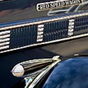1935 Reo Speed Wagon 6ap Pickup  Art Print