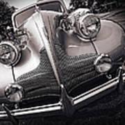 1939 Buick Eight Art Print